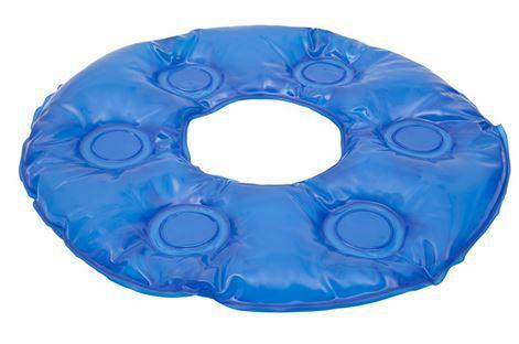 Forração (Almofada)  Ortopédica Gel Redonda com Orifício  1015 - AG Plástico