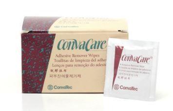 Lenço Umedecidos Convacare Removedor de Adesivo  37443 Und. - CONVATEC