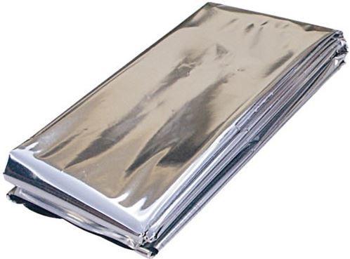 Manta Térmica ( Cobertor ) Aluminizada  Peça -  Marimar