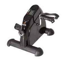 Mini Bike para Exercícios com  Monitor LCD E5 - Acte
