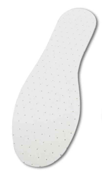 Palmilha de Espuma Confort Pauher Branca (Tam. 35/36)  AC060 - Ortho Pauher