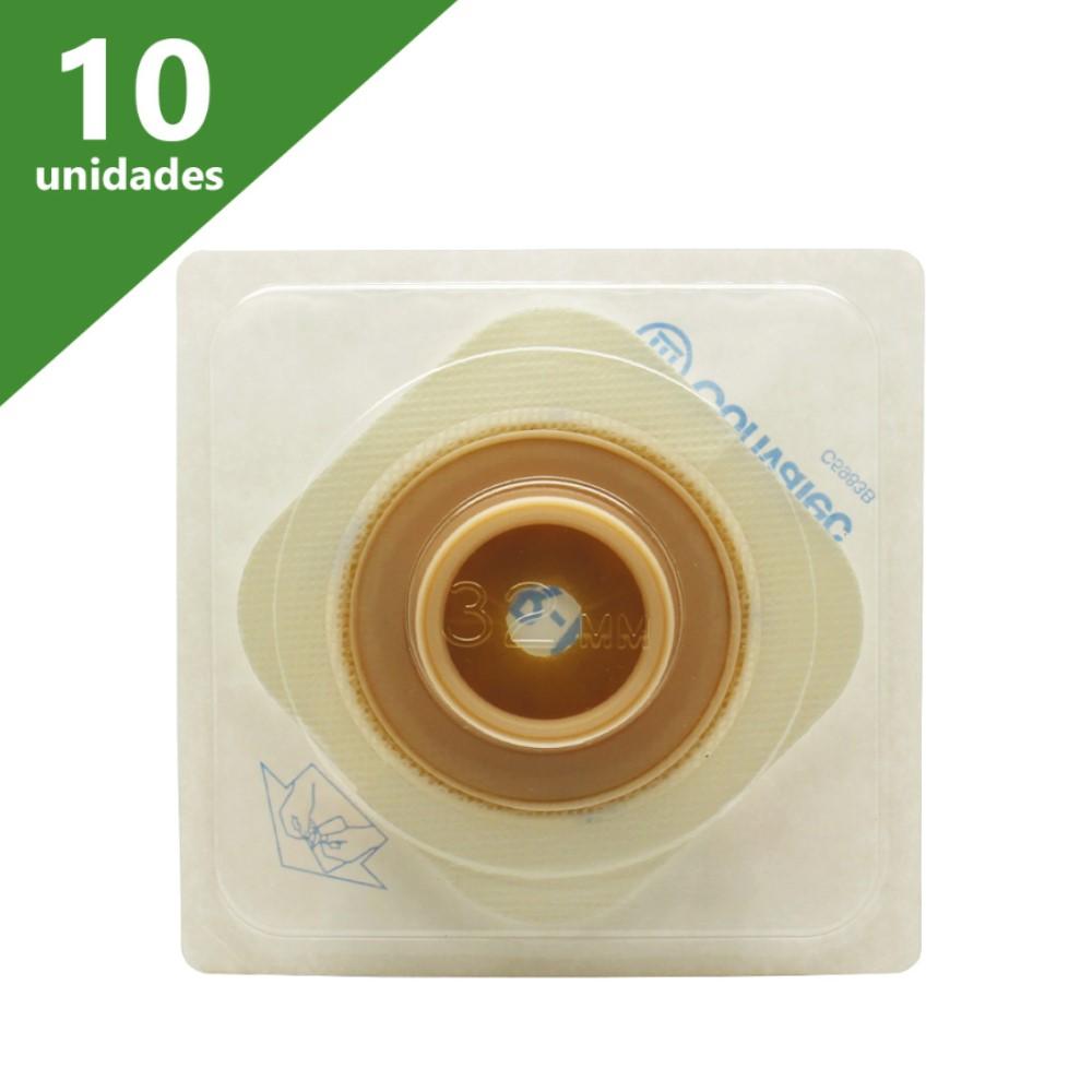 PLACA SUR-FIT PLUS FLEXÍVEL INFANTIL 32MM (C/10) 125016 - CONVATEC
