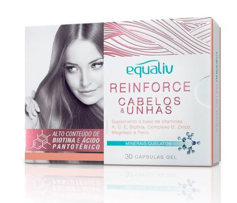 REINFORCE C/30 CAPSULAS - EQUALIV