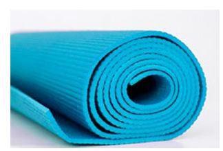 Tapete Yoga Mat Azul  1,70 x 58 cm T11 - Acte