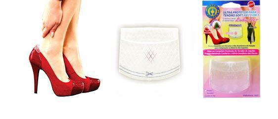 Ultra Protetor para Tendão Soft Gel 2 em 1 Feminino  1027 - Ortho Pauher