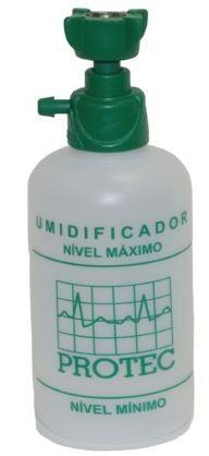 UMIDIFICADOR FRASCO 250ML O2 005001 - PROTEC