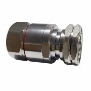 Conector 7/16 DIN Macho p/ Cabo Cellflex 7/8