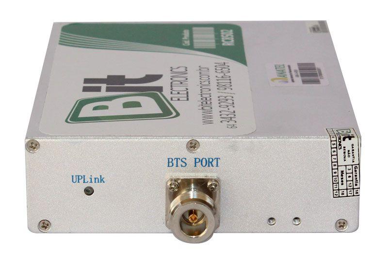 Repetidor de Sinal de Celular 850 MHz 70 dB - 200mW