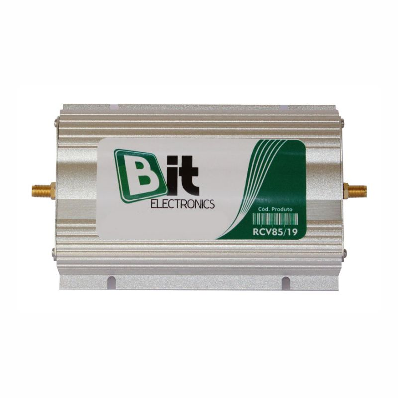 Repetidor de Sinal de Celular Veicular 850 / 1800 MHz