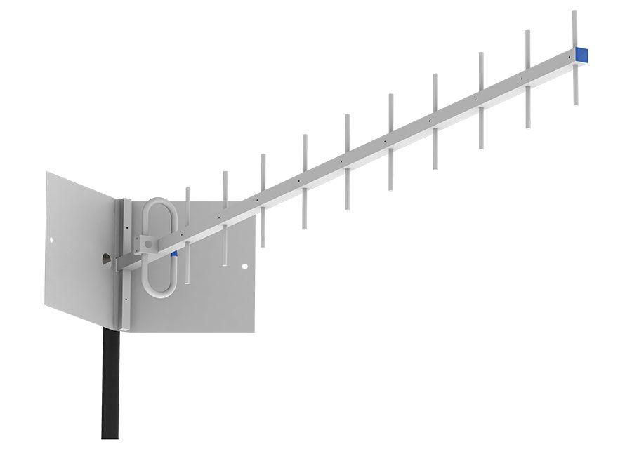 Antena Yagi 17 dBi 850 MHz