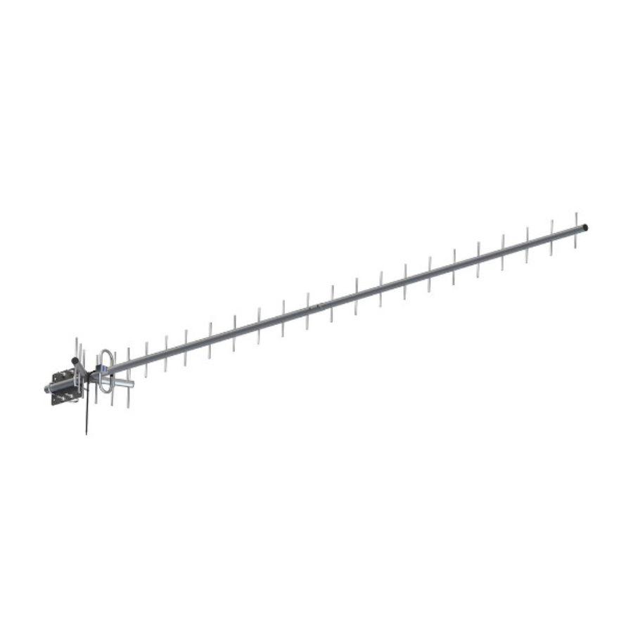 Antena Yagi 20 dBi 850/900 MHz