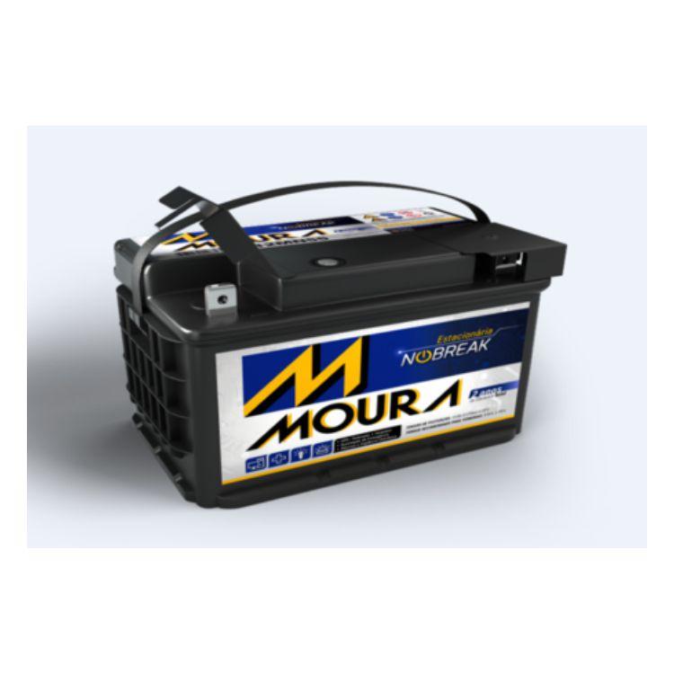 Bateria Estacionária Moura 63 A