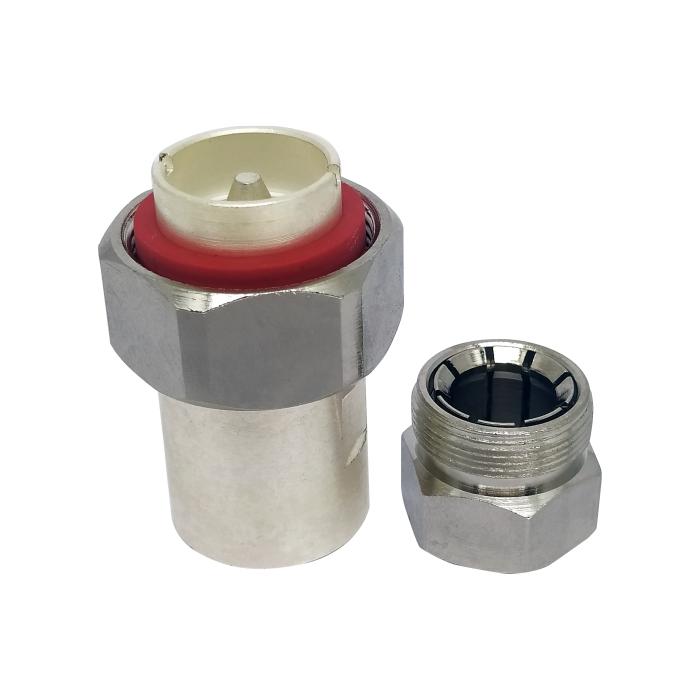 Conector DIN 7/16 Macho p/ Cabo Cellflex 1/2 K