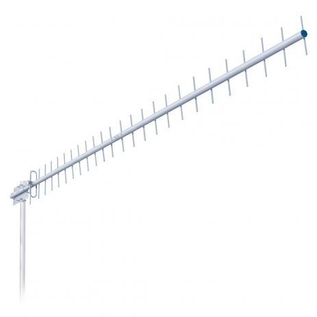 KIT Repetidor Celular 700 MHZ 70 dB Antenas 20 dBi e 1 dBi