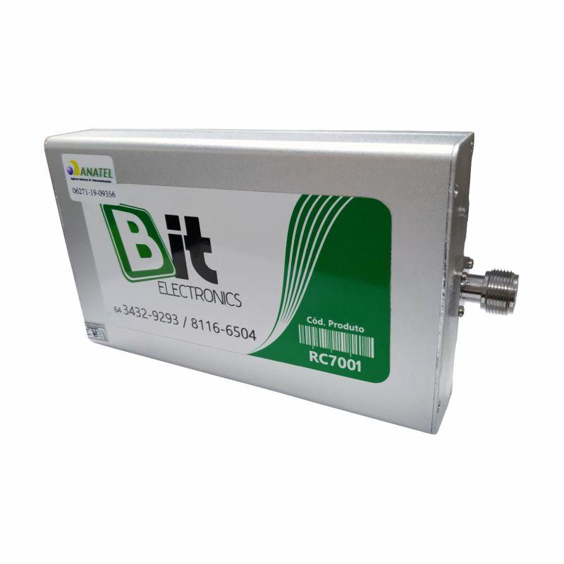 Repetidor de Sinal de Celular 700 MHz 0.1W