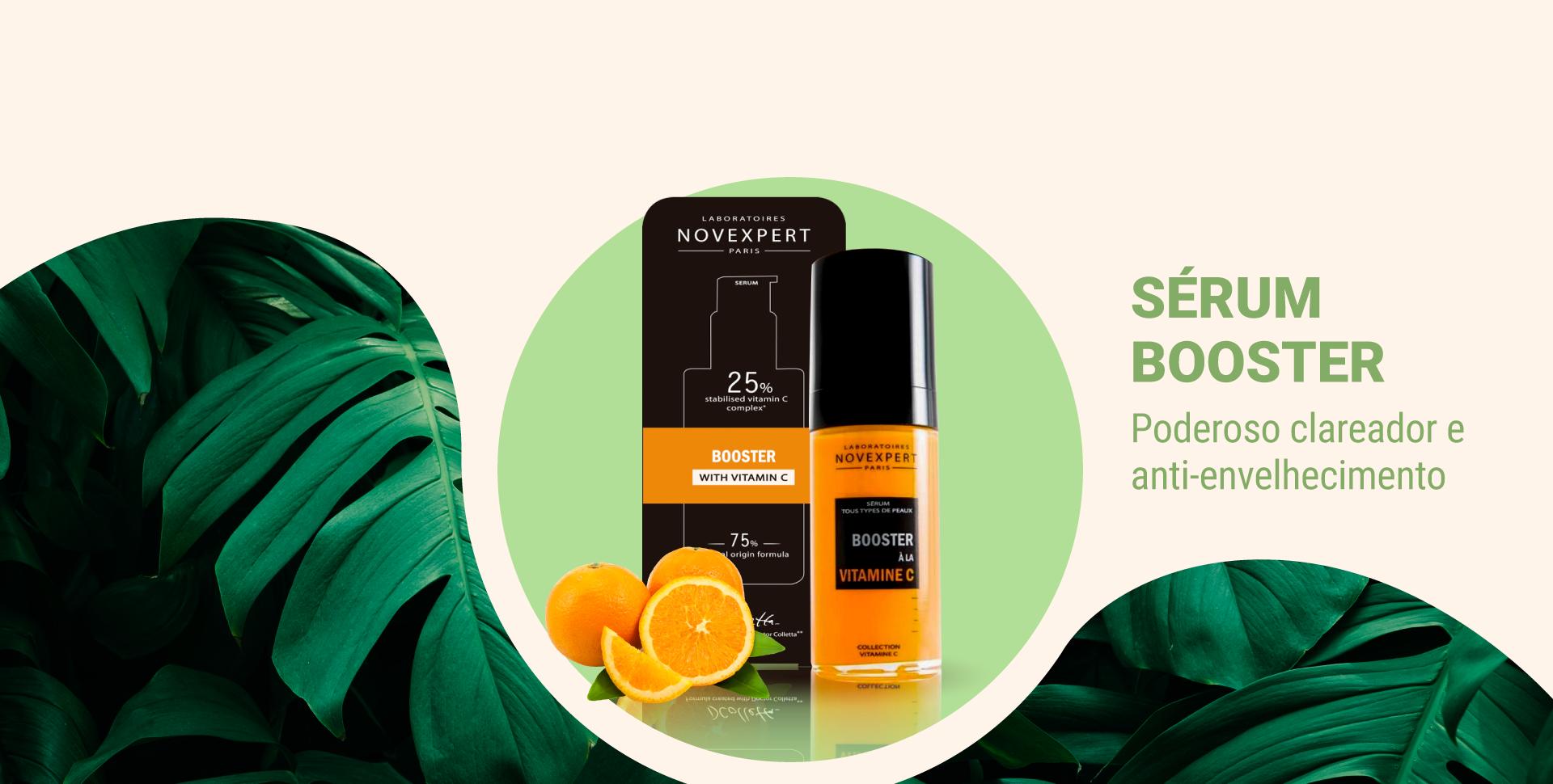 Sérum Booster 25% de Vitamina C 30 ml - Novexpert