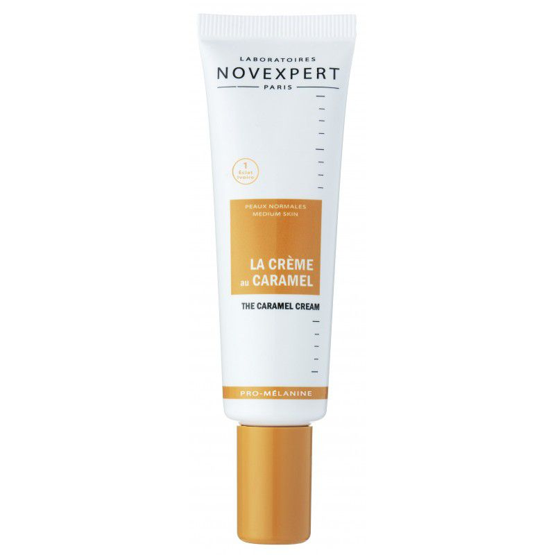 BB Cream Caramel Cor Ivory 40 ml - Novexpert