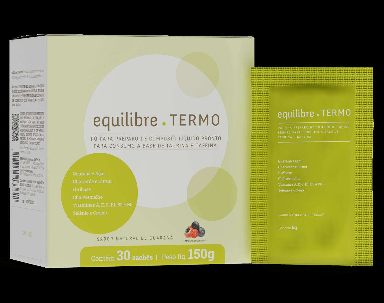 Chá Termogenico Natural 150g - Equlibre