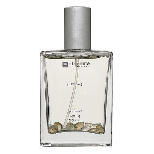 Perfume Citrine Spray 50 ml - Elemento Mineral