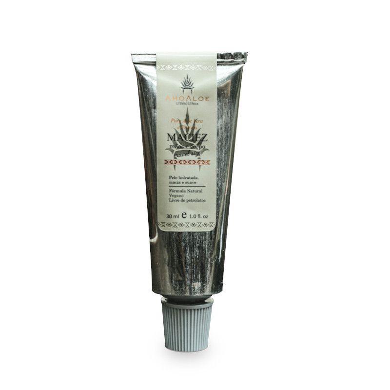 Creme Hidratante para Mãos Linha Maciez 30 ml - Ahoaloe