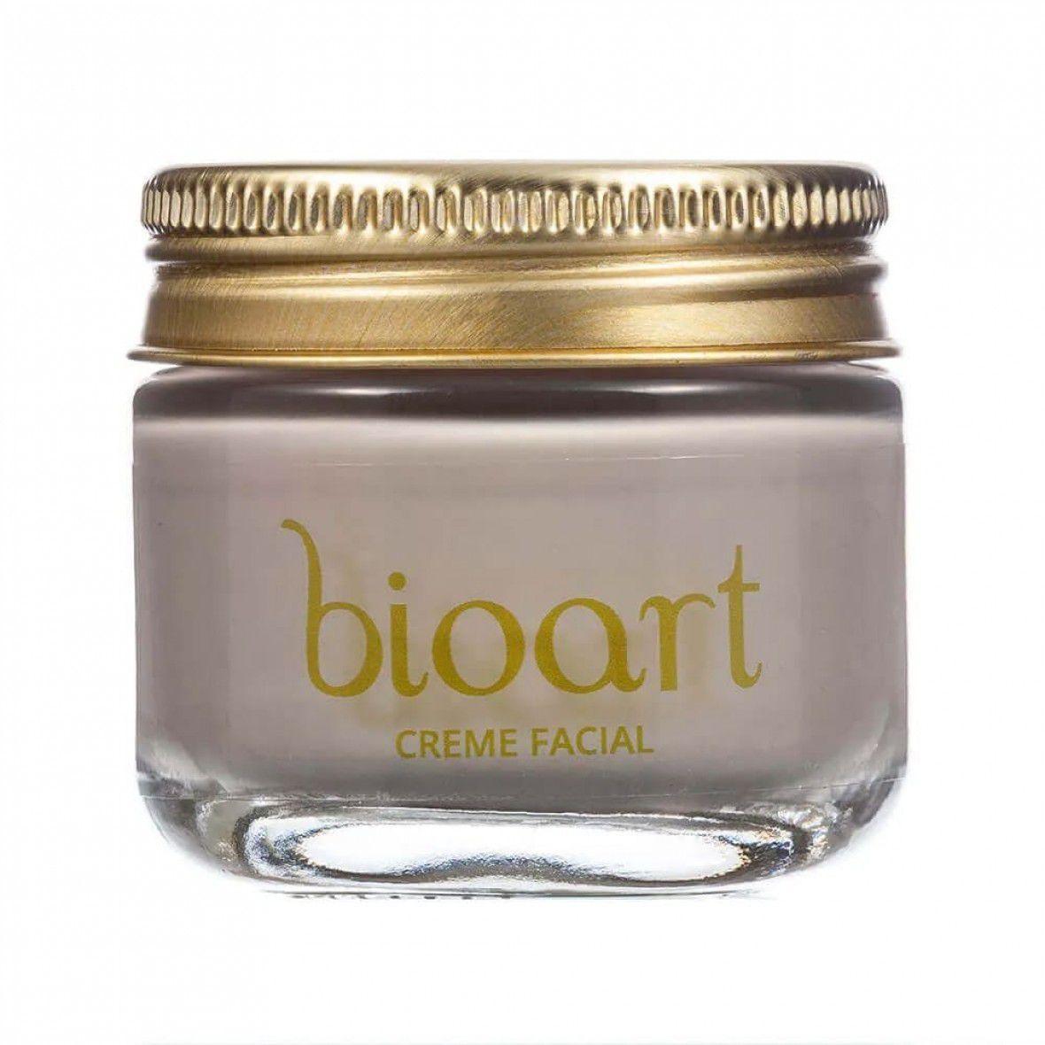 Creme Facial para Peles Oleosas Detox 30 ml - Bioart