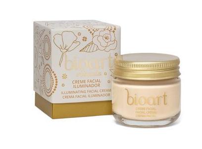 Creme Facial Iluminador 30 ml - Bioart