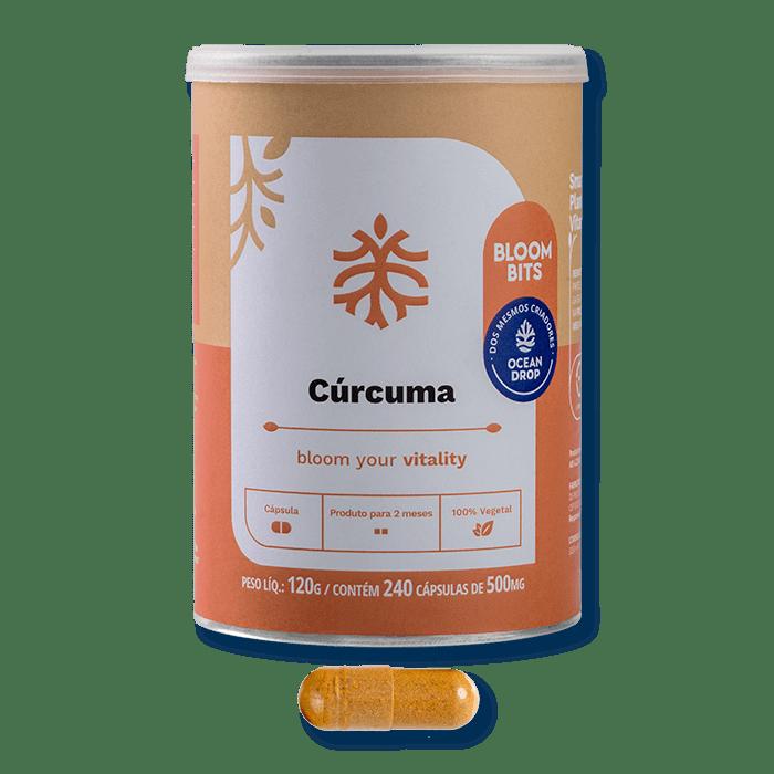 Kit Anti Inflamatório e Antioxidante Natural + Presente (Leite de Coco)