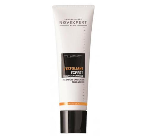 Esfoliante e Mascara Facial 2 em 1 Vitamina C 50 ml - Novexpert
