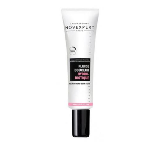 Fluido Facial Hidratante Hidrobiótico com Magnésio 30 ml - Novexpert