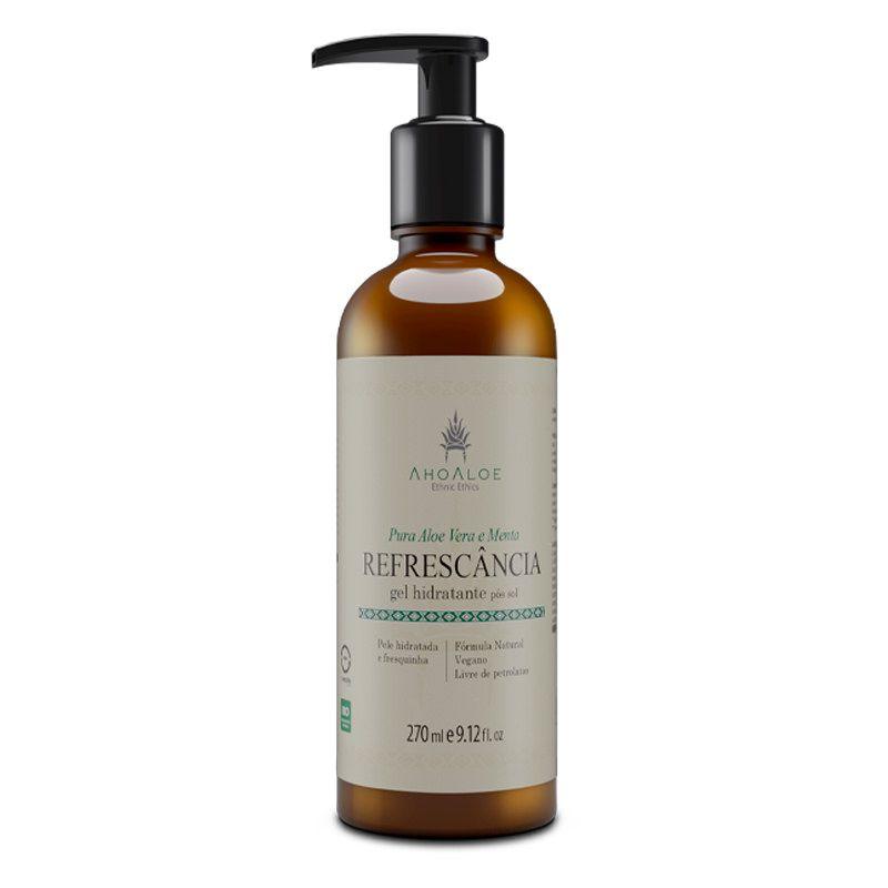 Gel Hidratante Pós-Sol Refrescância 270  ml - Ahoaloe
