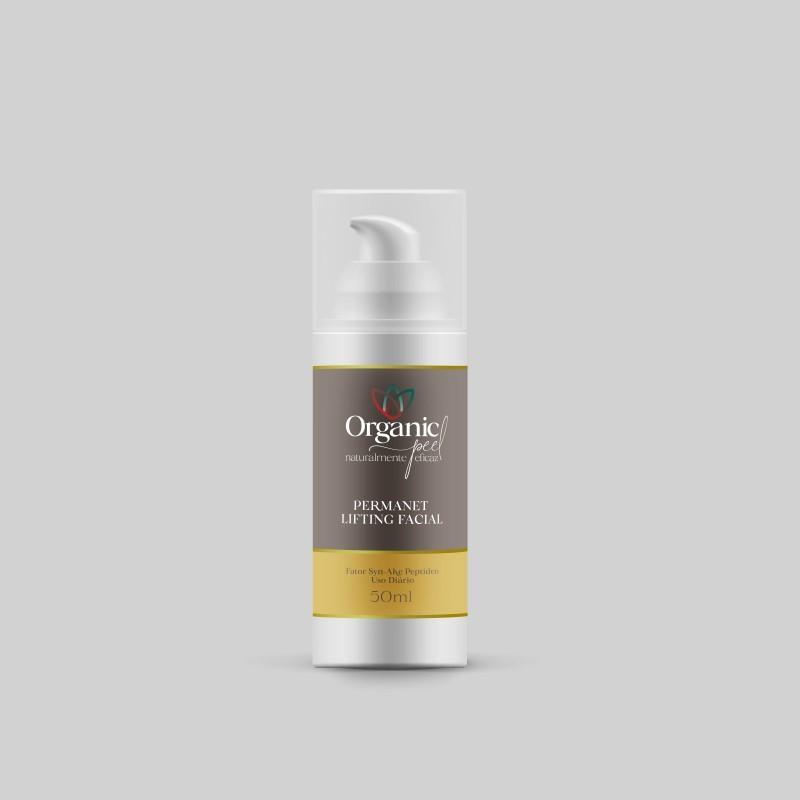 Hidratante Anti-sinais de Efeito Instantaneo Permanet Lifting Facial 50 ml - Organic Peel