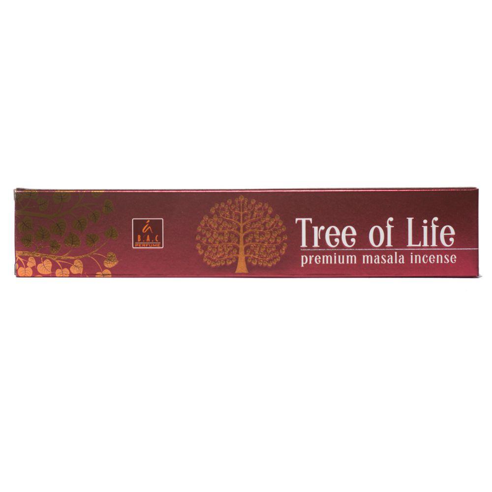 Incenso Natural Tree Of Life (Árvore da Vida) 15 varetas - Nova Era