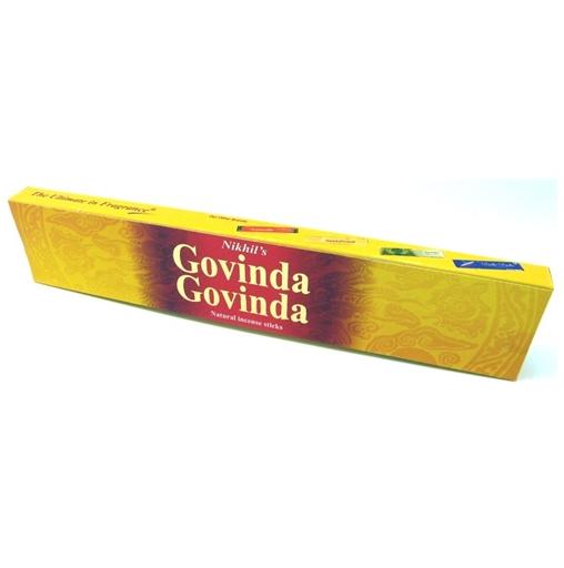 Incenso Natural Govinda Govinda 15 g - Nova Era