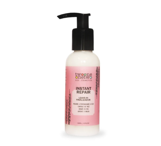 Leave-in Finalizador Instant Repair 120 ml - Twoone Onetwo