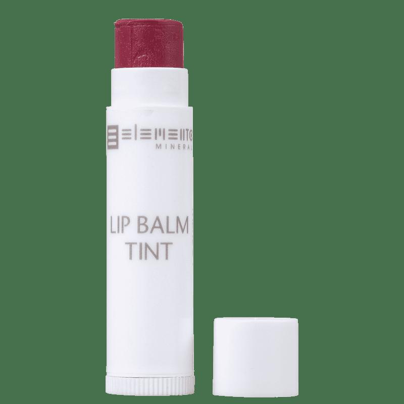 Lip Balm Hidratante Labial Tint Merlot 4,5 g - Elemento Mineral
