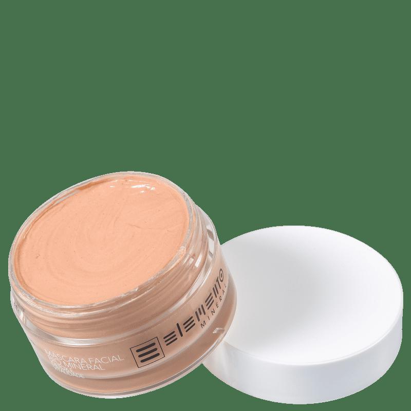 Mascara Detox e Nutritiva Bio Mineral 80 g - Elemento Mineral