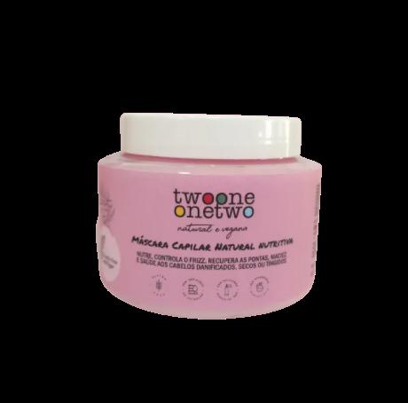 Mascara Capilar Nutritiva Instante Repair 200 g - Twoone Onetwo