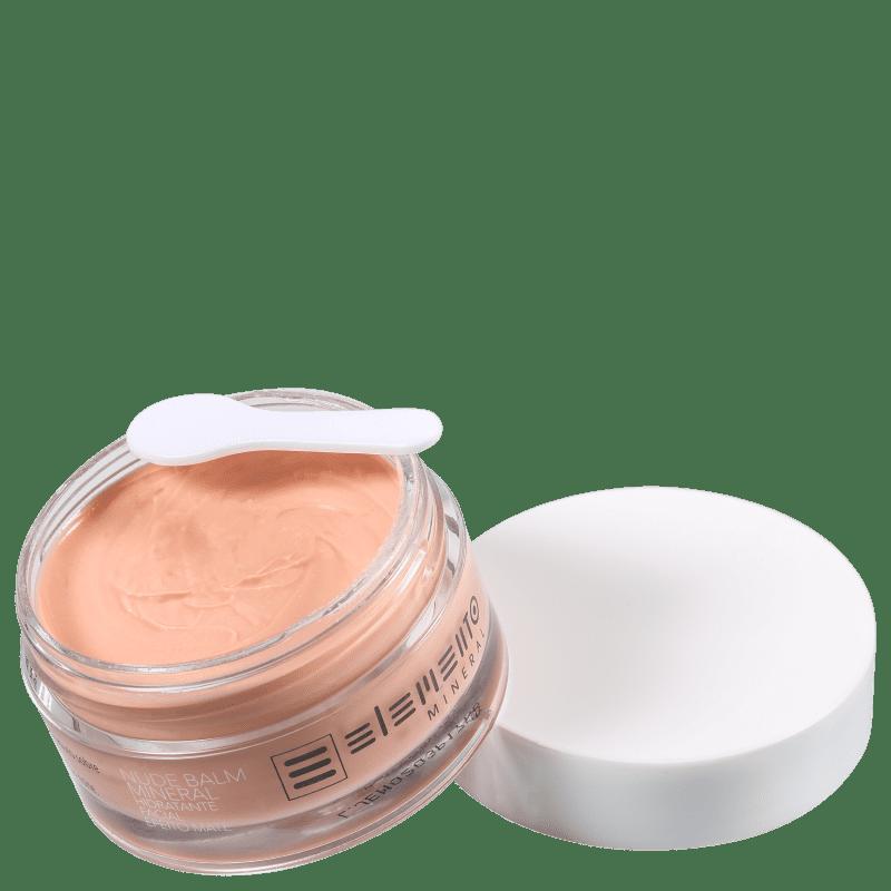 Nude Balm Hidratante Efeito Mate 50 g - Elemento Mineral