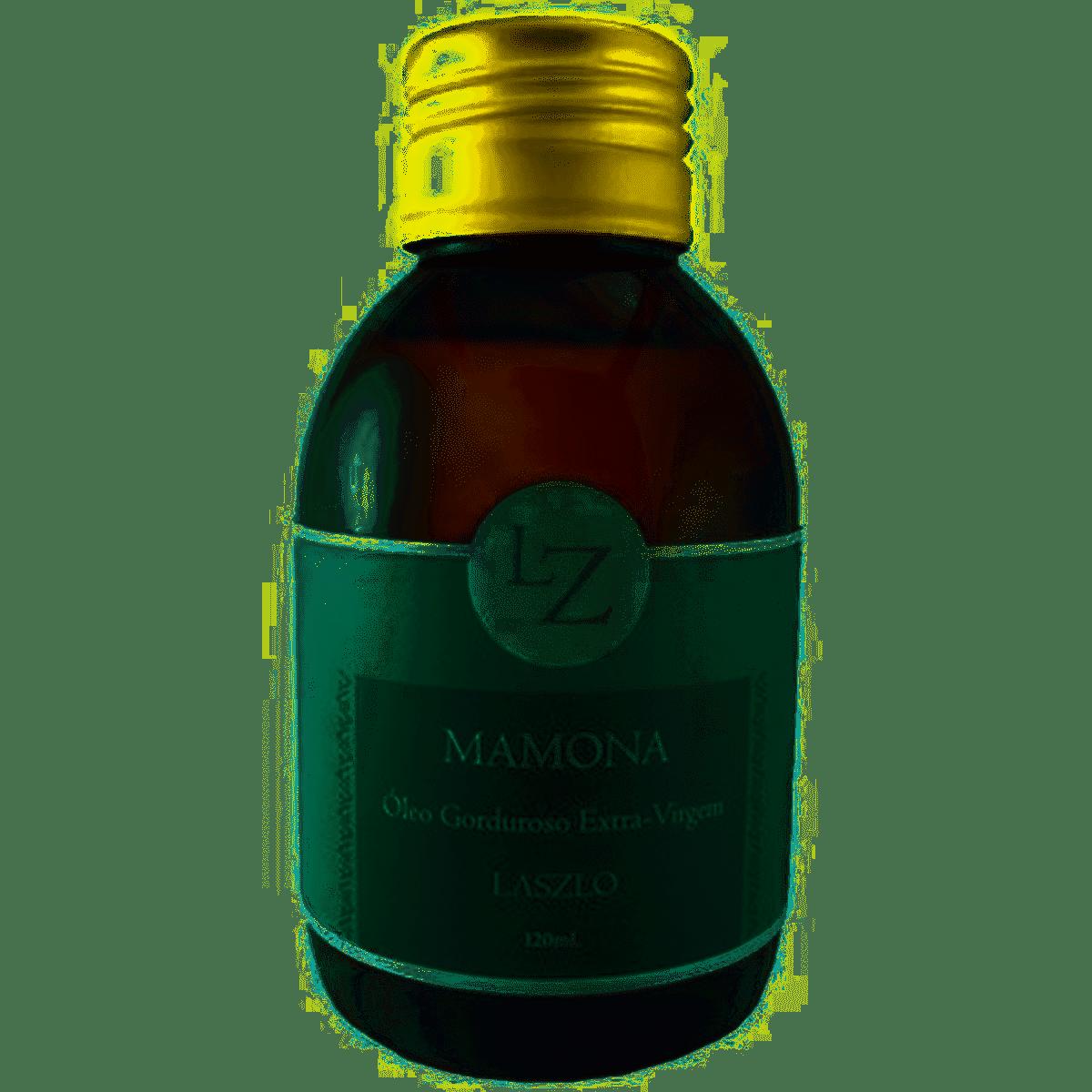 Óleo de Rícino 120 ml - Laszlo