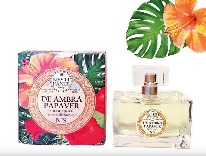 Perfume Ambar Papaver 100 ml - Nesti Dante