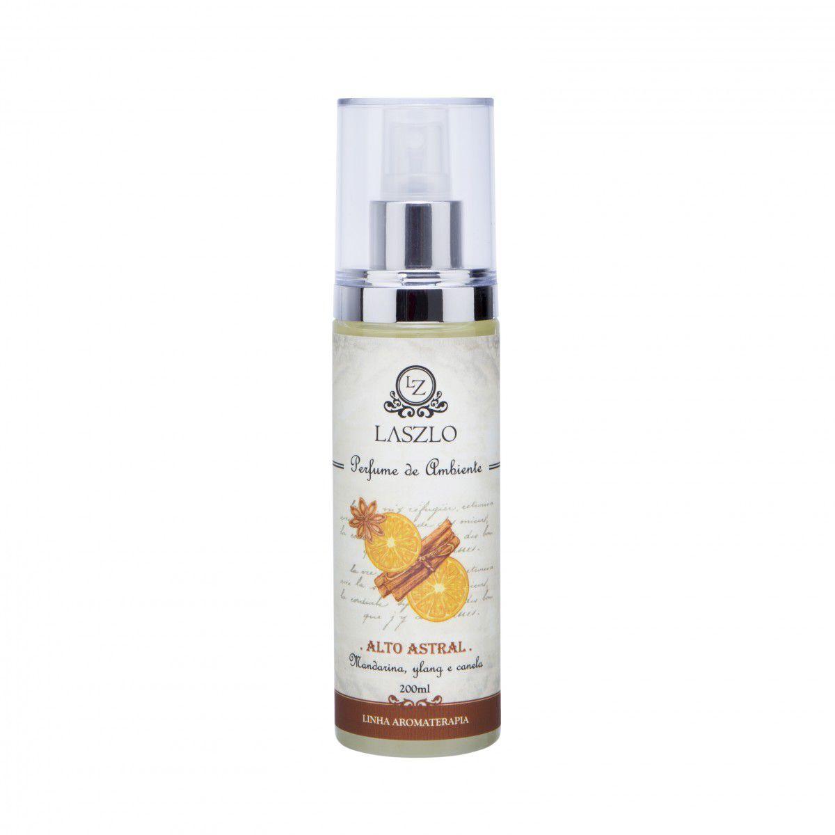 Perfume para Ambiente Alto Astral 200 ml - Laszlo