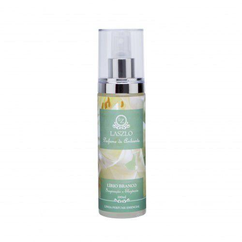 Perfume para Ambiente Lírio Branco 200 ml - Laszlo