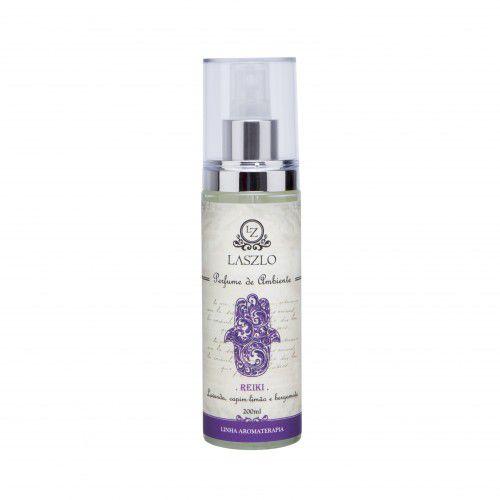 Perfume para Ambiente Reiki 200 ml - Laszlo