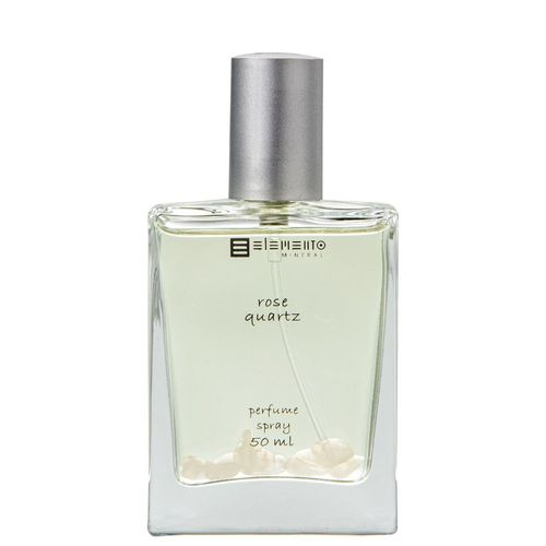 Perfume Rose Quartz Spray 50 ml - Elemento Mineral