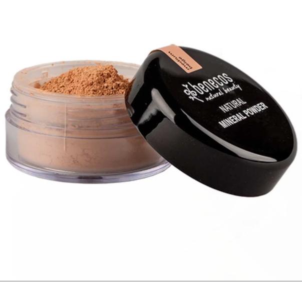 Pó Mineral Cor Medium Beige 10 g - Benecos
