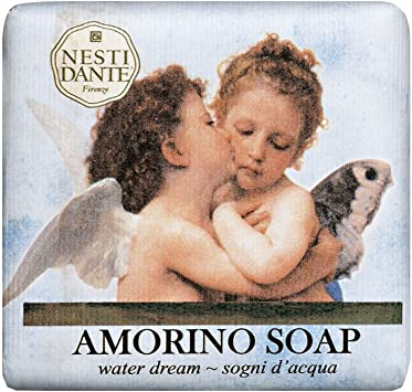 Sabonete Amorino Sogno Dacqua 150 g - Nesti Dante