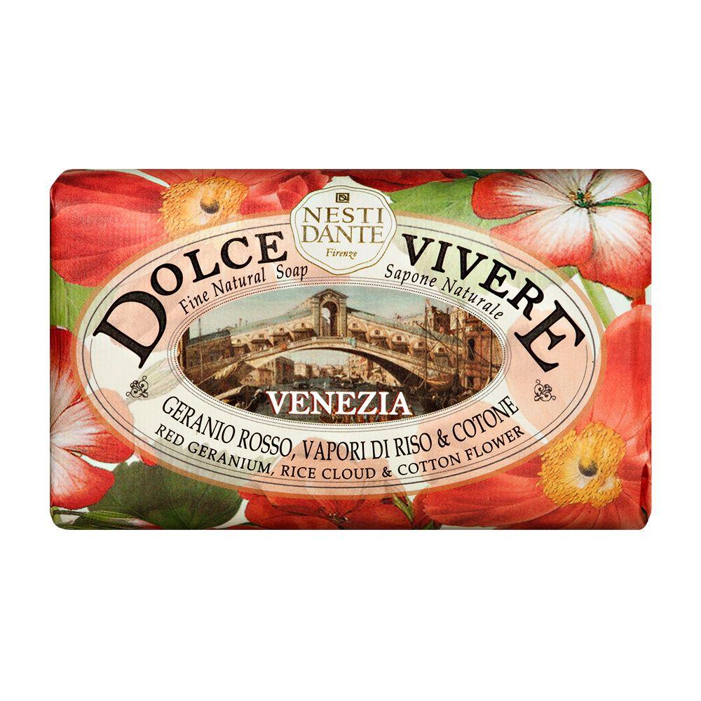 Sabonete Dolce Vivera Venezia 250 g - Nesti Dante