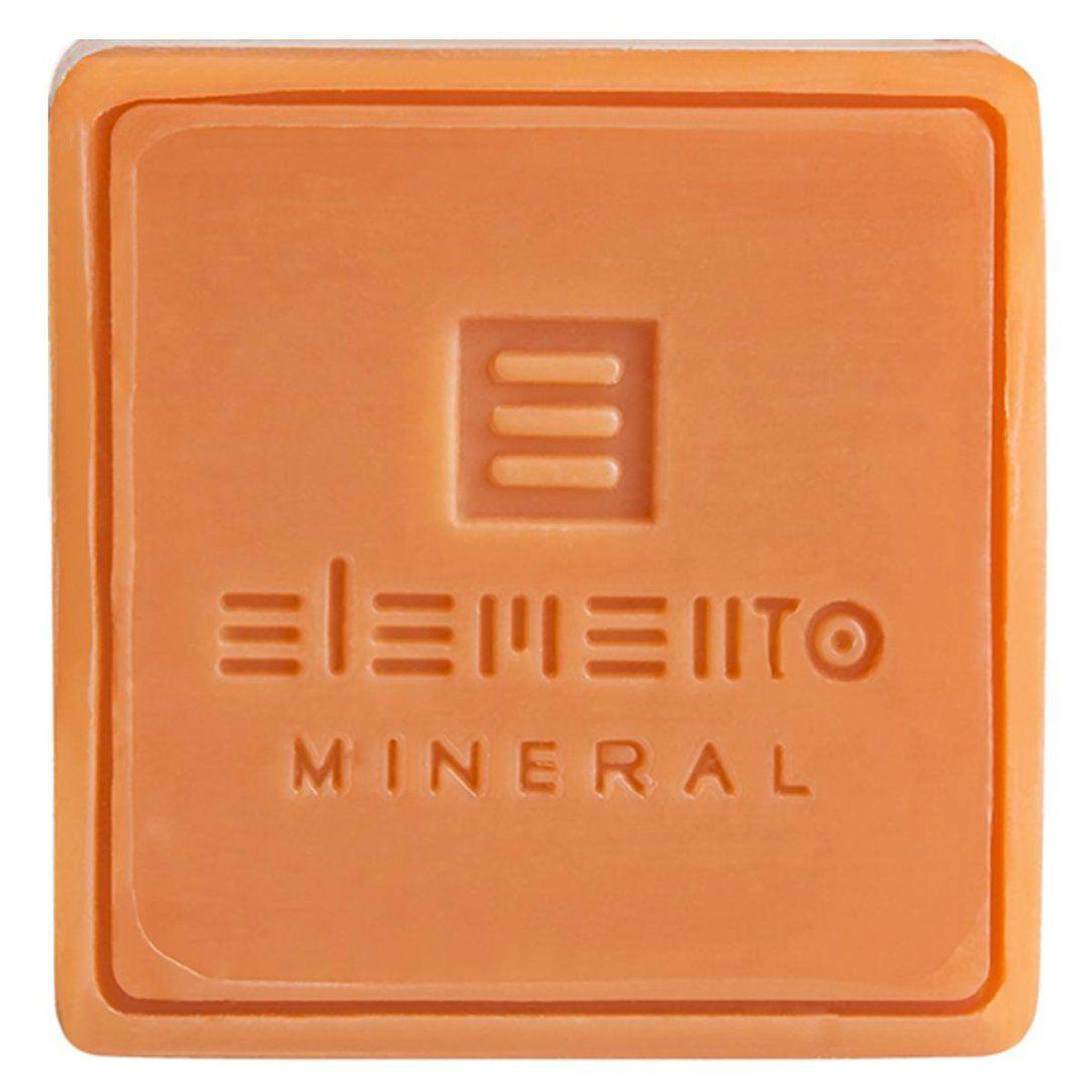 Sabonete em Barra Argila Vermelha 100 g - Elemento Mineral