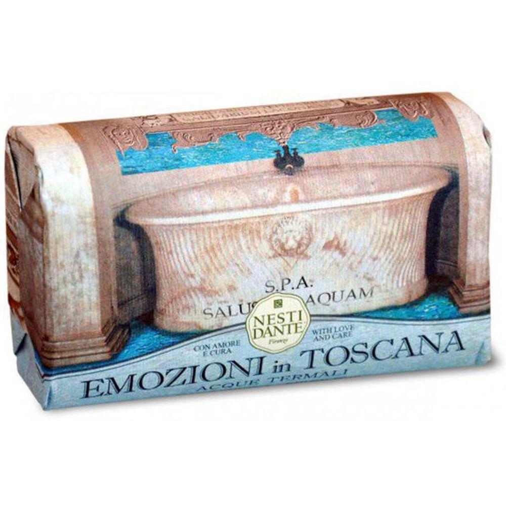 Sabonete Emozioni in Toscana Águas Termais 250 g - Nesti Dante