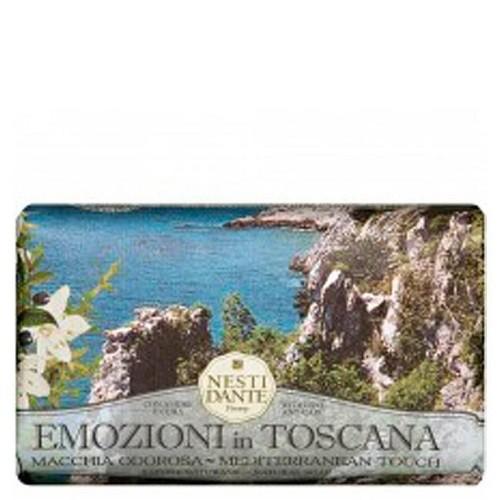 Sabonete Emozioni in Toscana Mediterranean 250 g - Nesti Dante